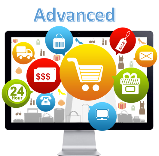eCommerce Website Design Advanced