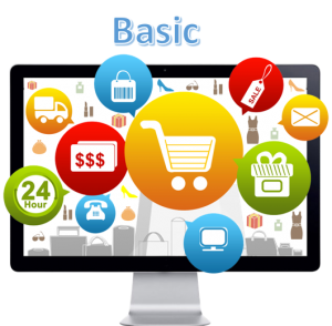 eCommerce Website Design Basic